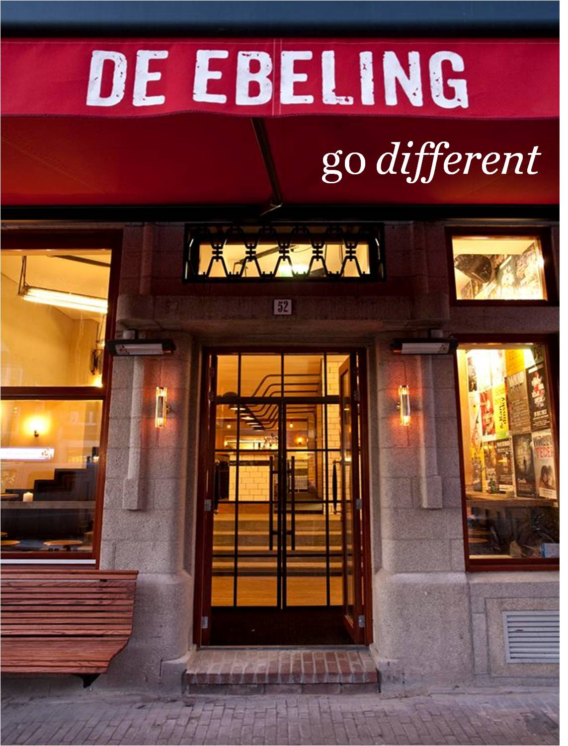 Go Different: De Ebeling
