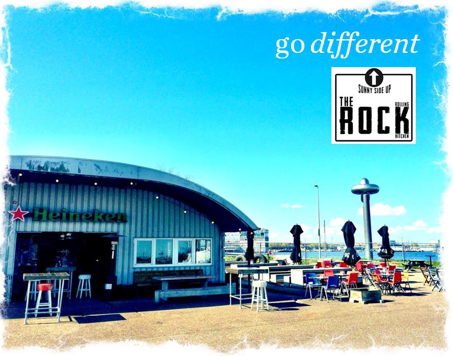 Go Different: Rolling Rock Kitchen
