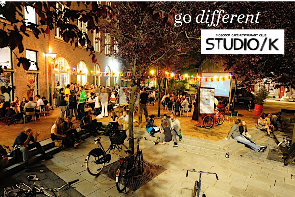 Go Different: Studio K