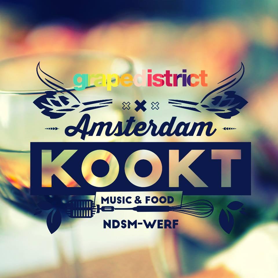 Amsterdam Kookt: hét nieuwe foodfestival aan het IJ