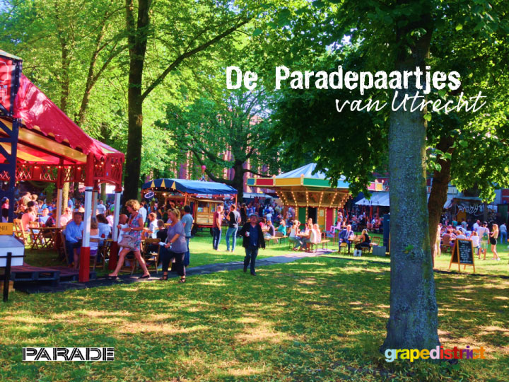 De Paradepaartjes van Utrecht