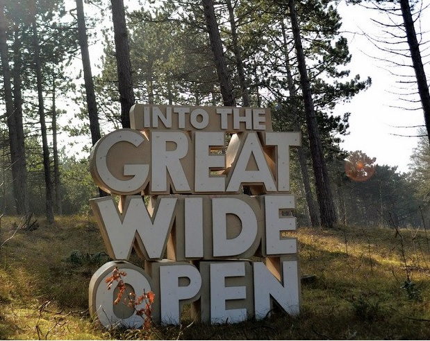 Into The Great Wide Open 2015