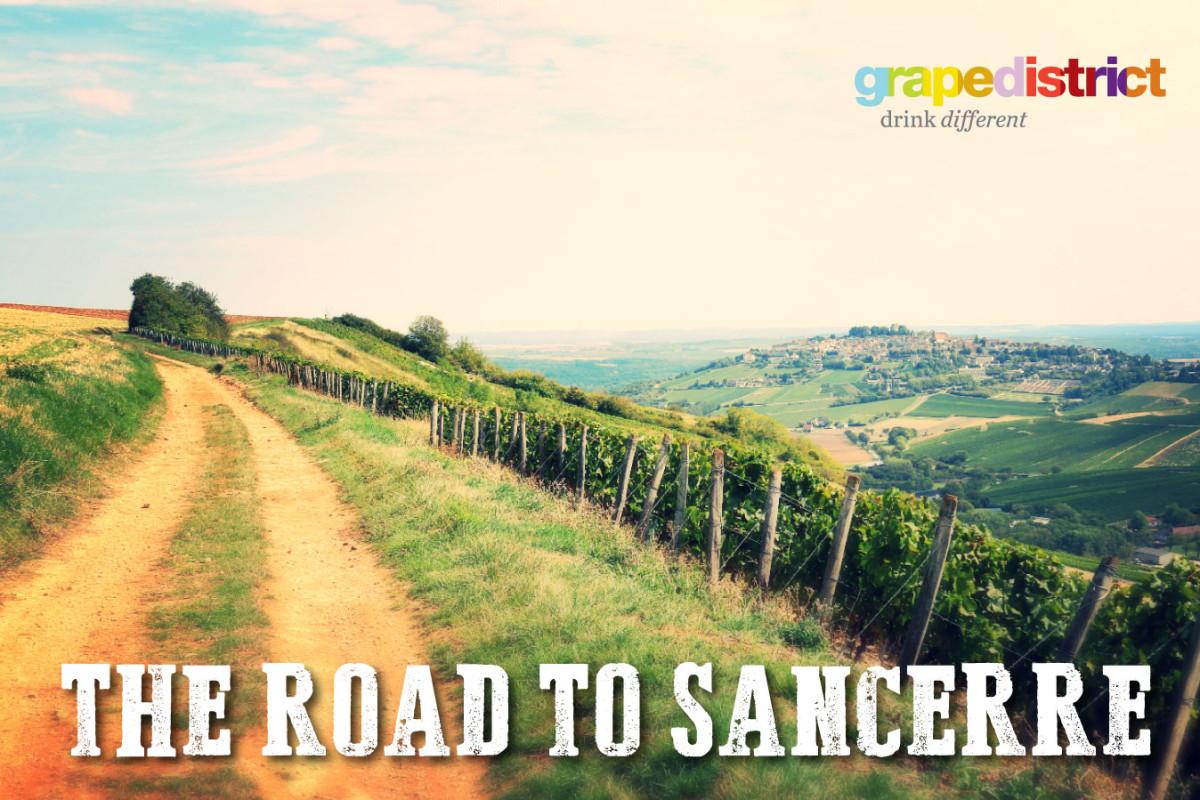 Wijnroadtrippin' in Sancerre