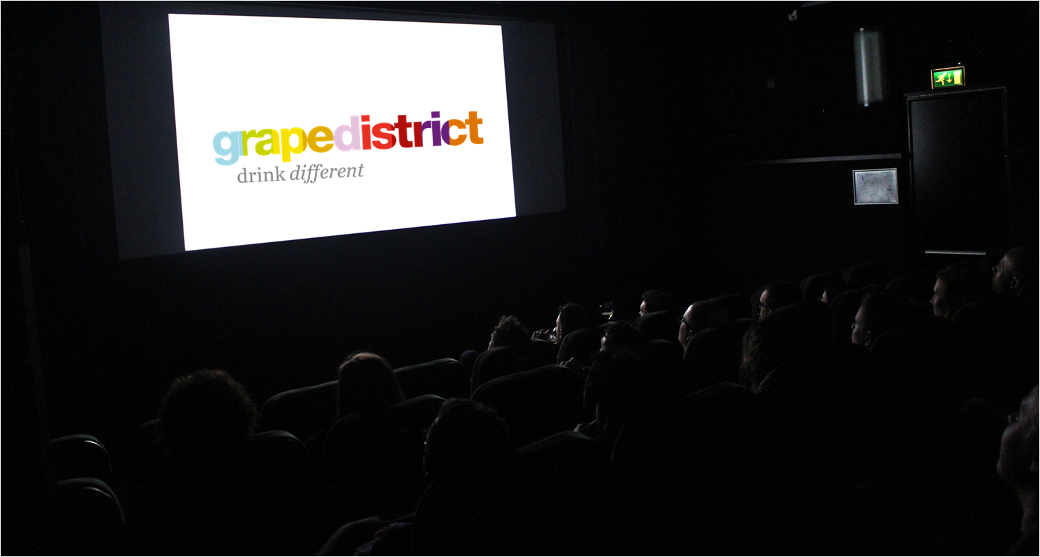 Filmkijkerij en Blindproeverij @ Kriterion