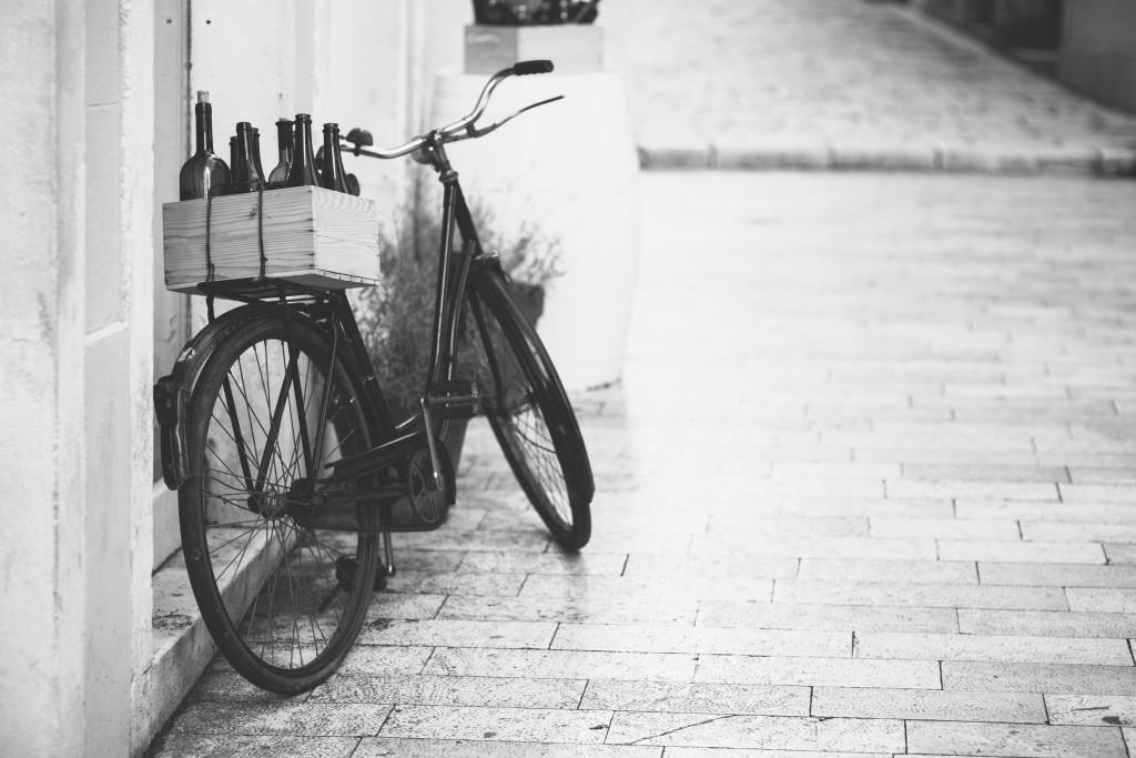 Frankrijk fiets