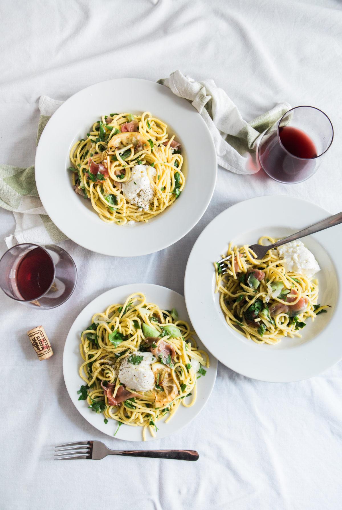 Lente-recepten met bijpassende wijnen