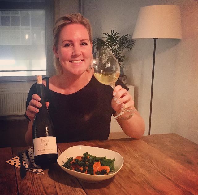 Wijnspijs: Zuid-Franse Icare Chardonnay met gnocchi uit de oven