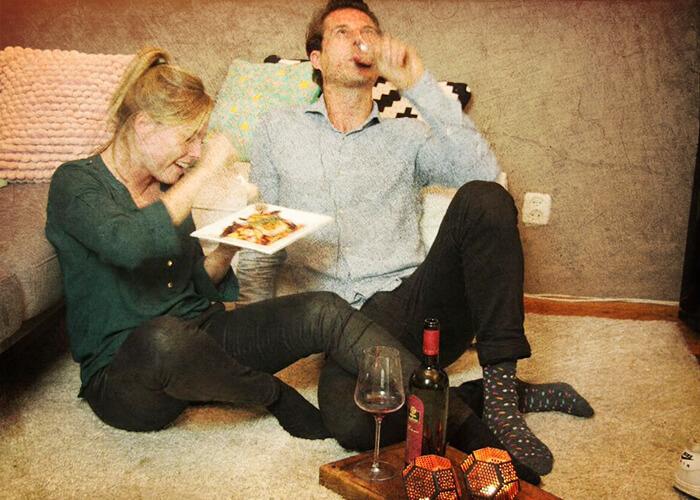 Wijnspijs: wintergroentes met gegrilde halloumi en Refosco