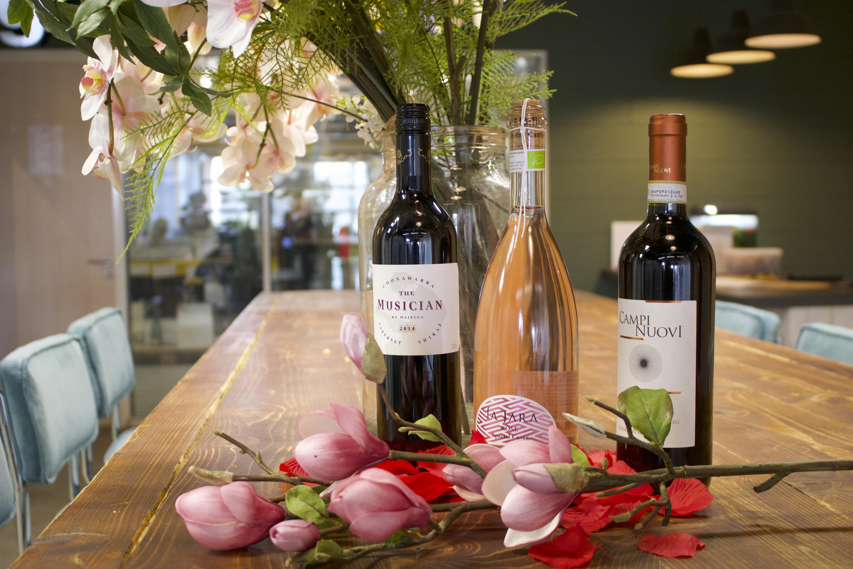 3 Tips voor jouw eigen Wijn-Valentijn