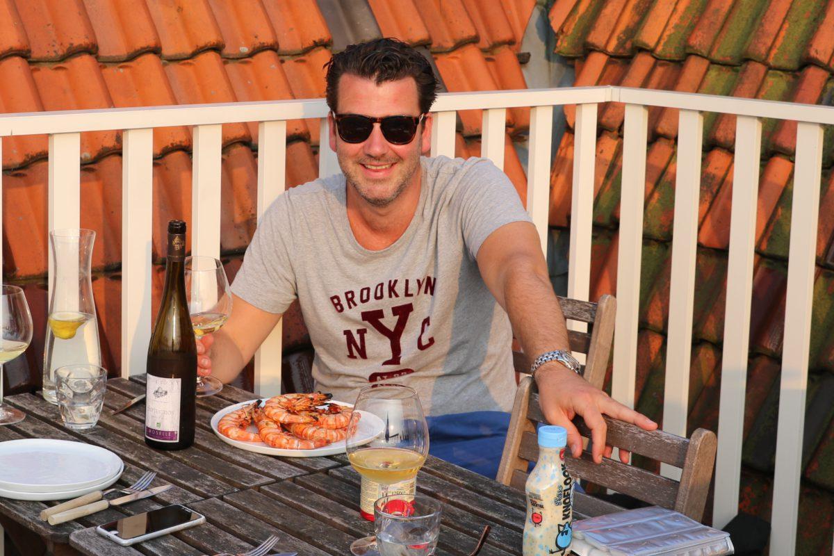 Wijnspijs van Thijs: Tijgergarnalen en cool-climate-wit