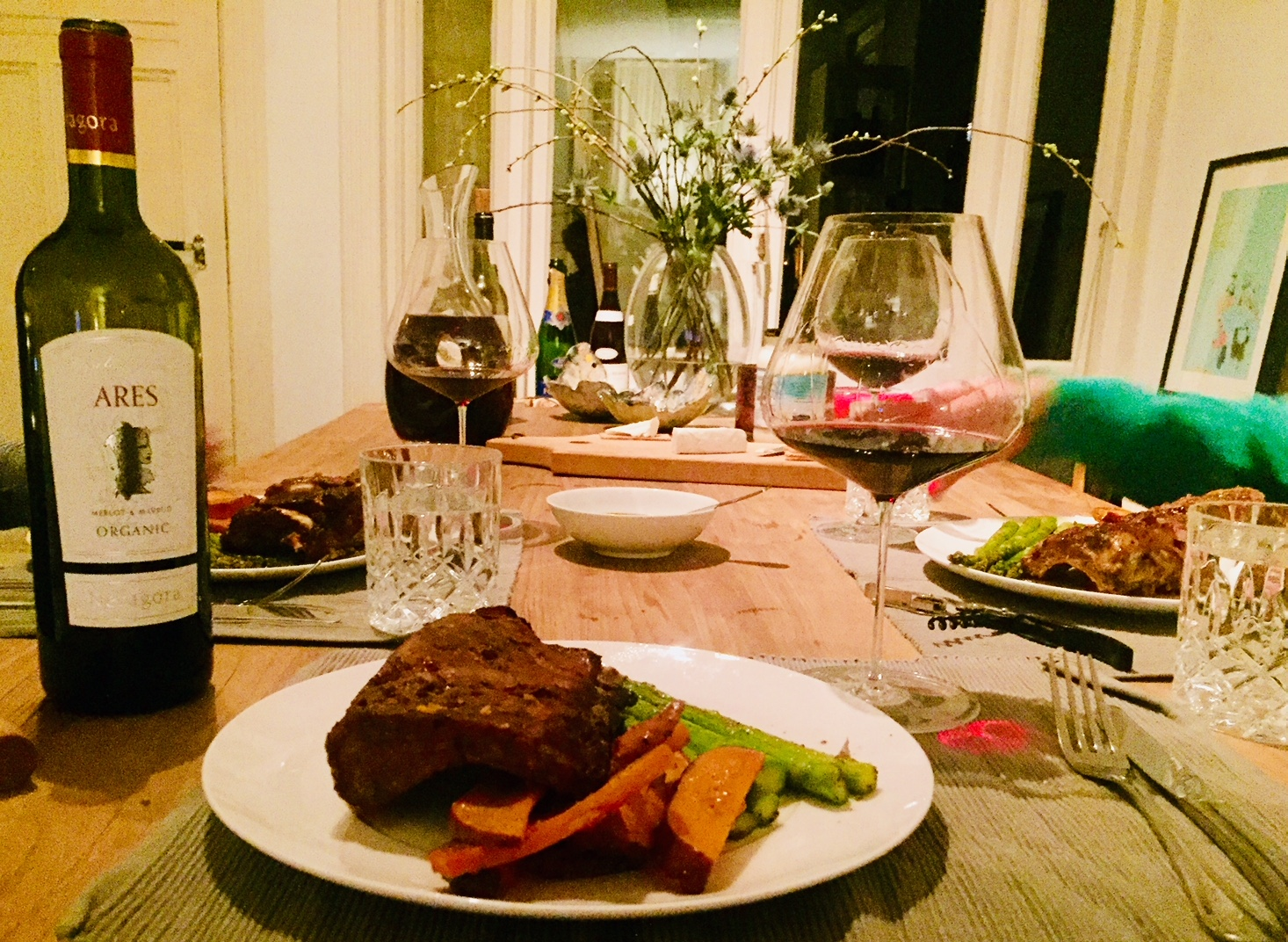 Wijn-Spijs-Special: Vaderdag, Spareribs en Mavrud!