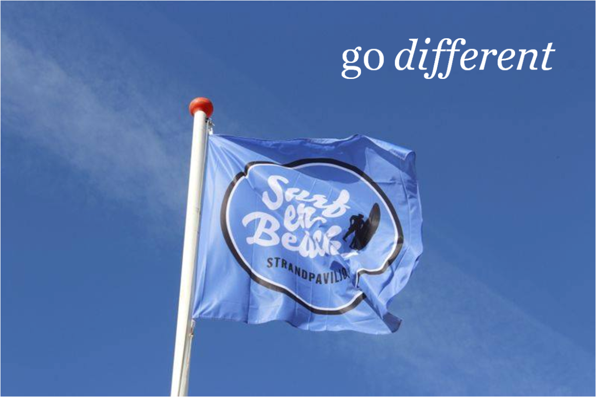 Go Different: Surf and Beach