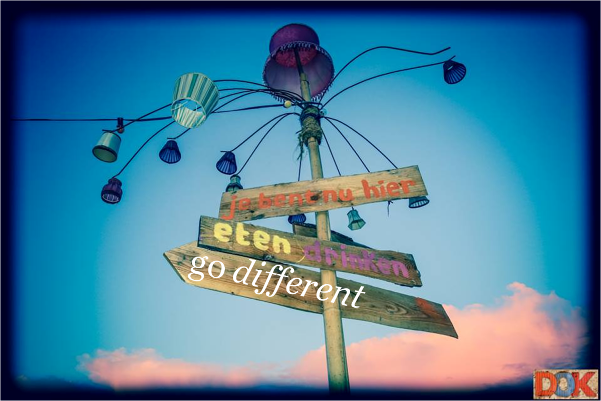 Go Different: DOK Amsterdam